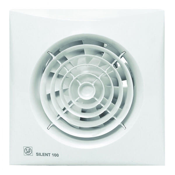 Вентилятор Soler&Palau silent-100 cz