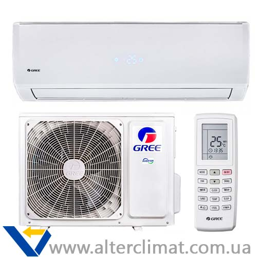 Кондиционер Gree GWH12QC-K3DNB6G Smart Inverter