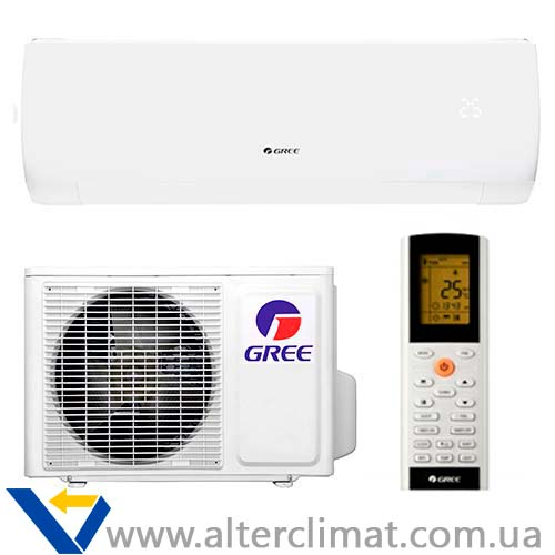 Кондиціонер Gree GWH24AFE-K6DNA1A Muse Inverter